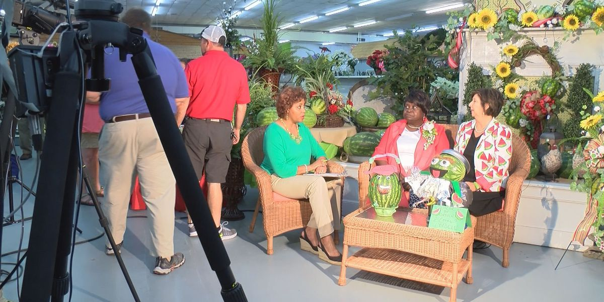 WALB visits Cordele for annual Watermelon Festival