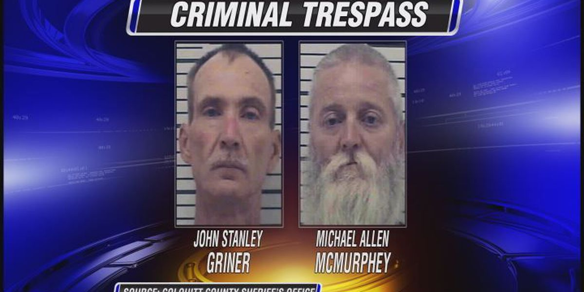 Two arrested in Colquitt County church burglaries