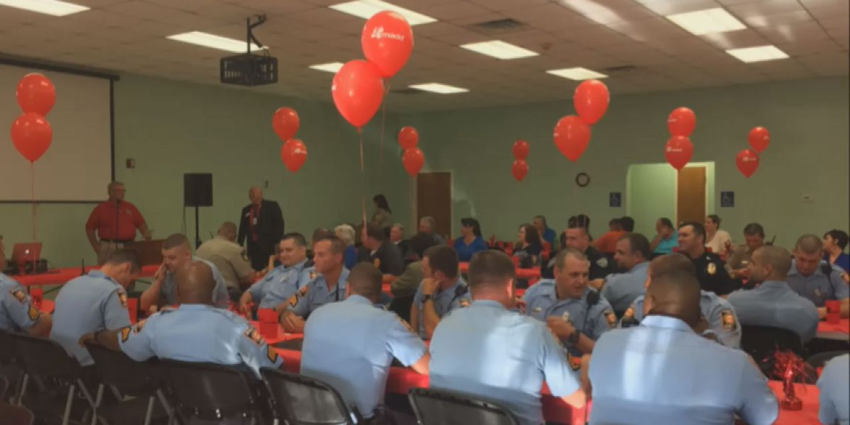 MADD recognizes law enforcement, volunteers