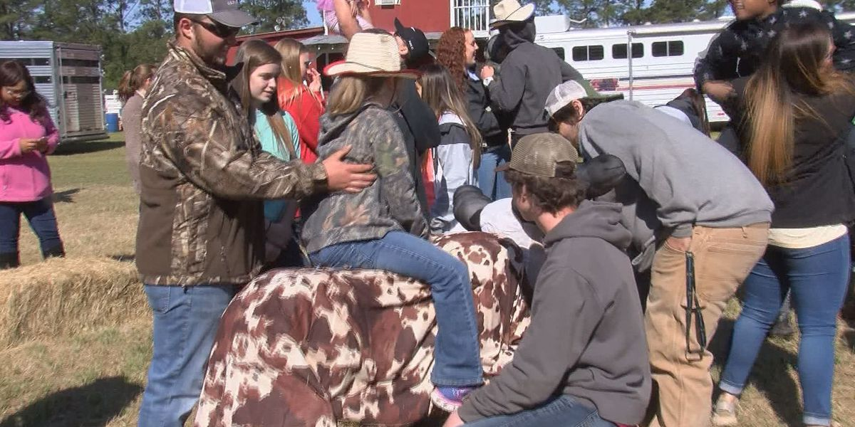 Berrien Co. kids take on the Exceptional Rodeo