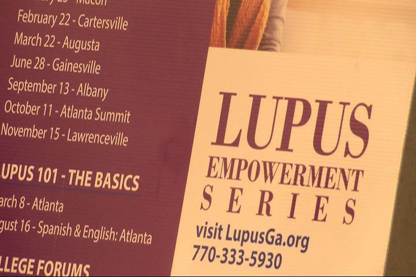 Darton hosts Lupus seminar