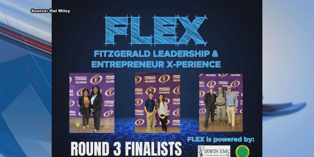 'FLEX' Program in Fitzgerald encourages young entrepreneurs