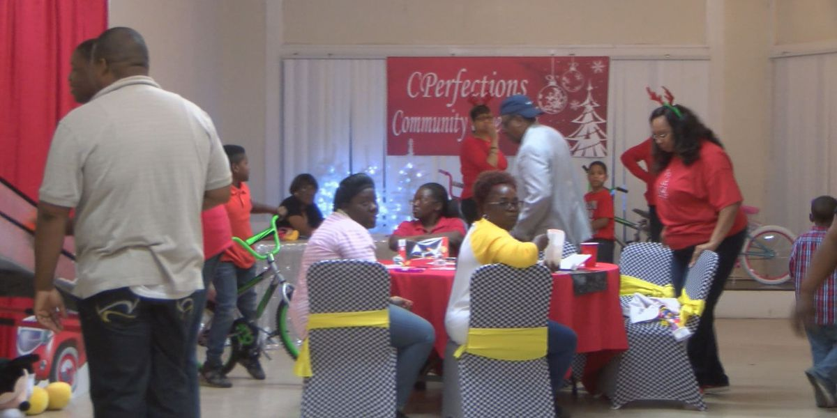 Business hosts community give back event