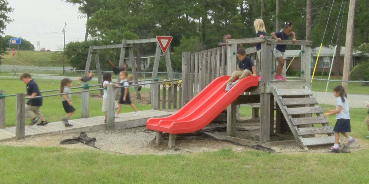 Len Lastinger PTO needs help building playground