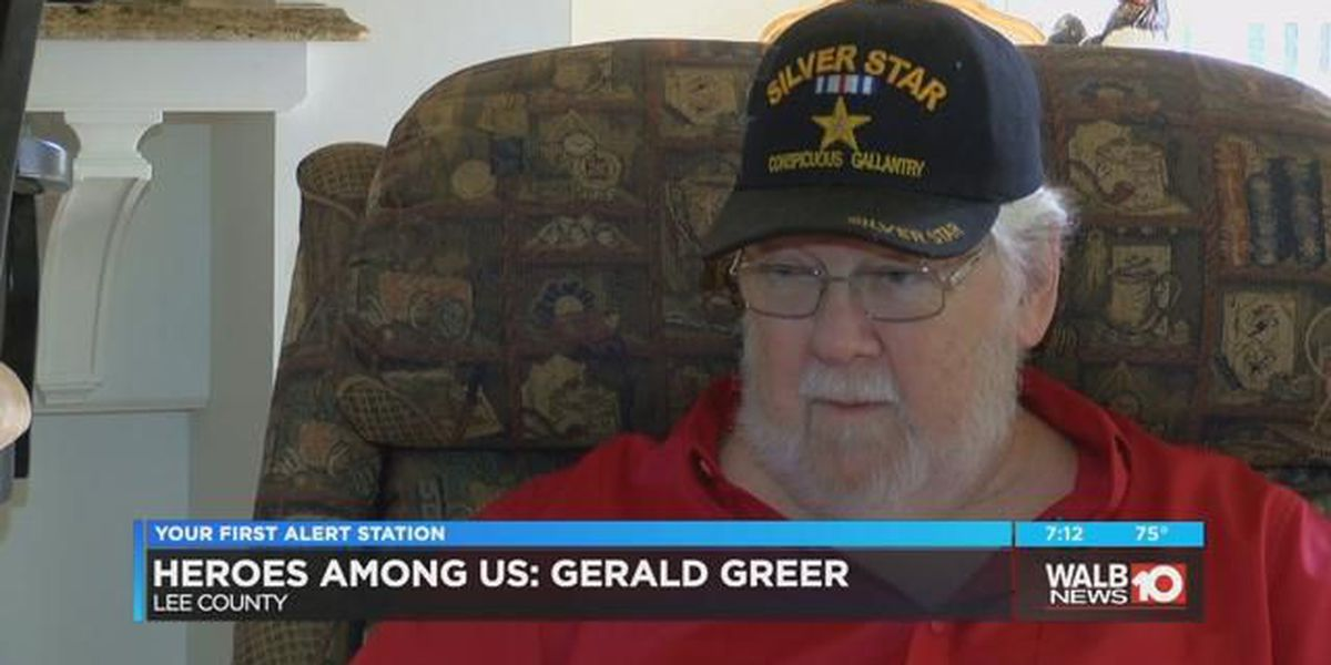Heroes Among Us: Gerald Greer