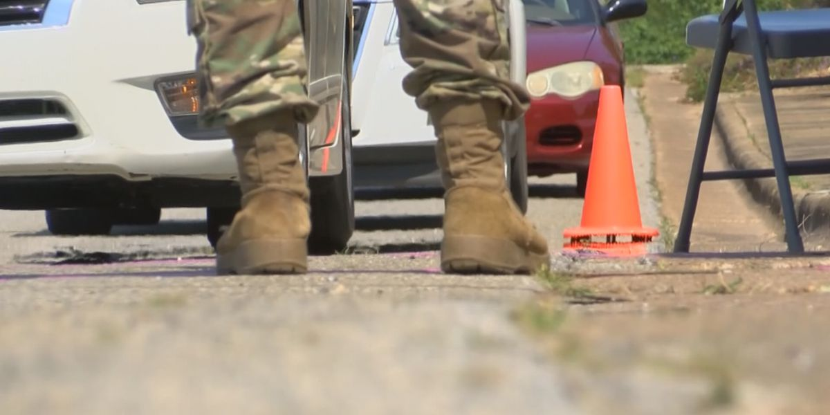 Ga. Army National Guard closes Albany COVID-19 testing site