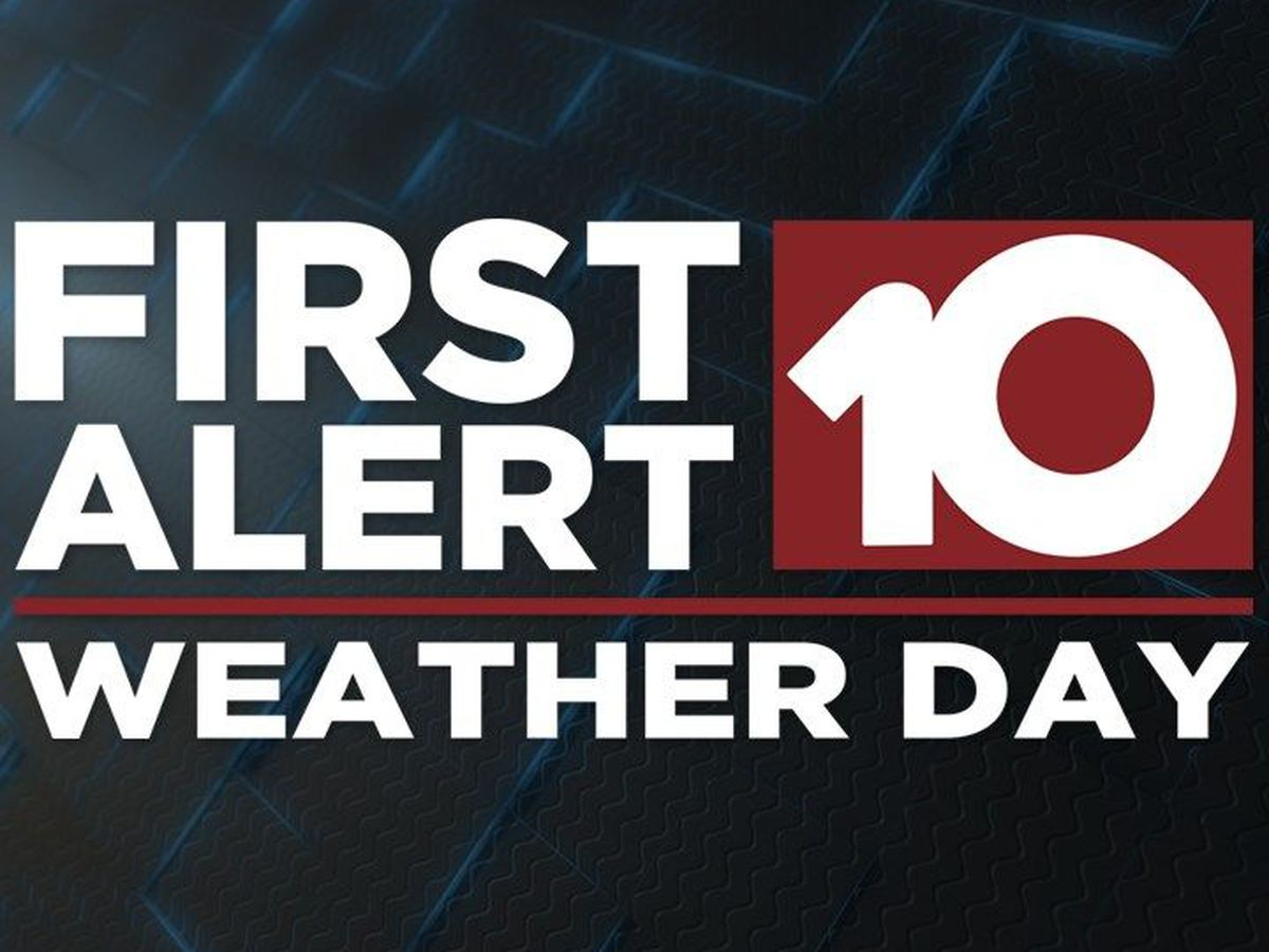 First Alert Weather Day issued for Thursday