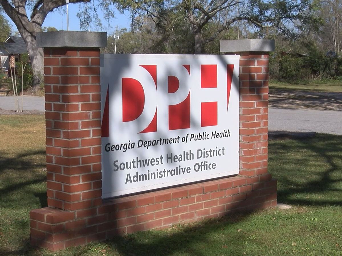 DPH: 5 confirmed flu-related deaths in South Ga.