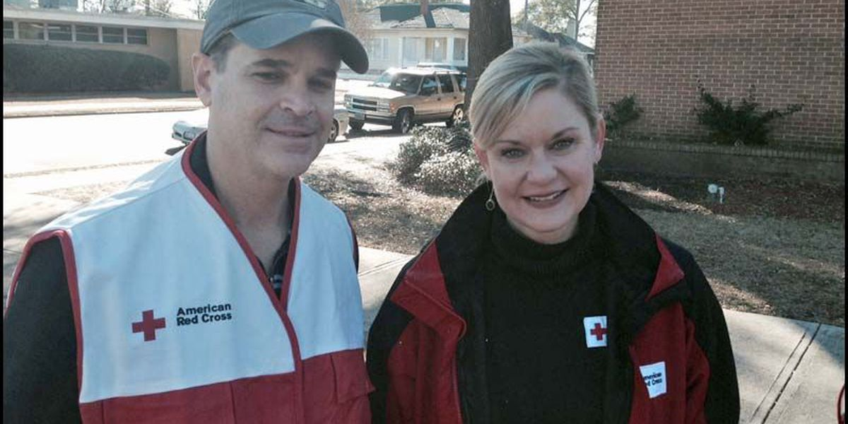 Red Cross saves lives with smoke detectors
