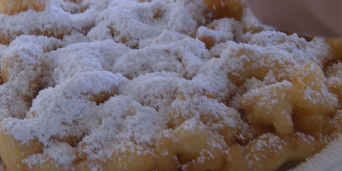 Hundreds of funnel cakes sold each day at GA National Fair