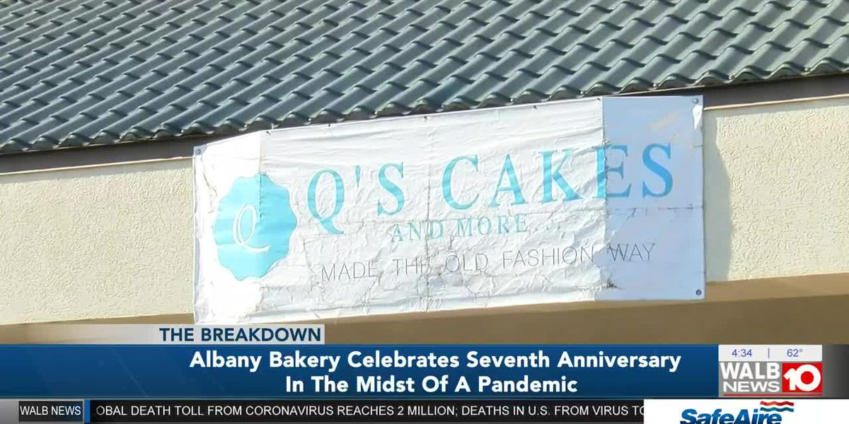 The Breakdown: Albany Bakery Celebrates Seventh Anniversary in the midst of a Pandemic