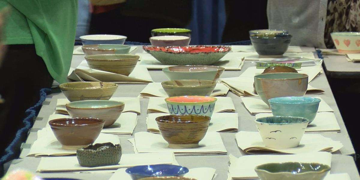 'Empty Bowls' annual event continues to raise awareness about hunger