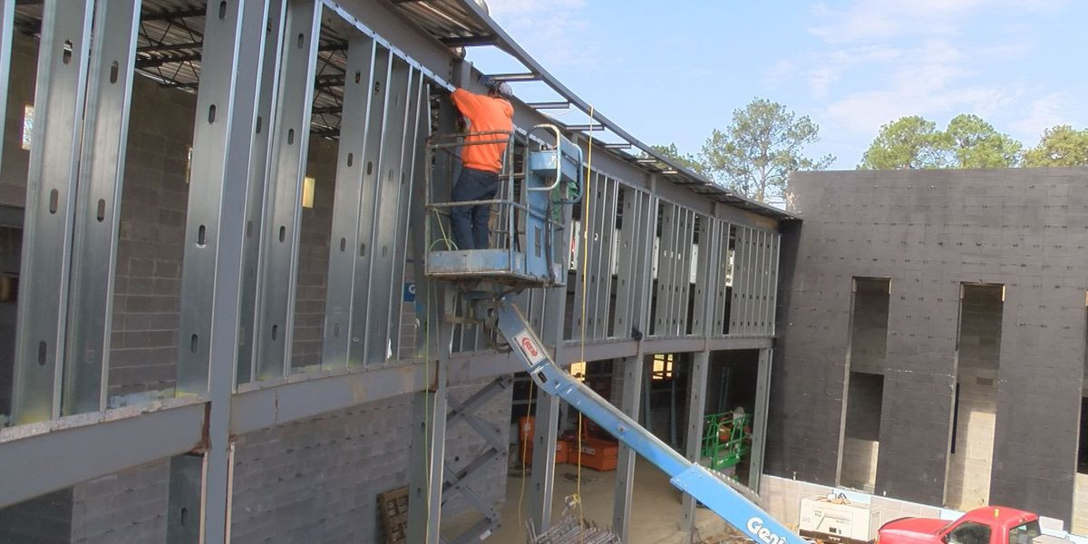 Career academy at Cairo High expected to be complete by June