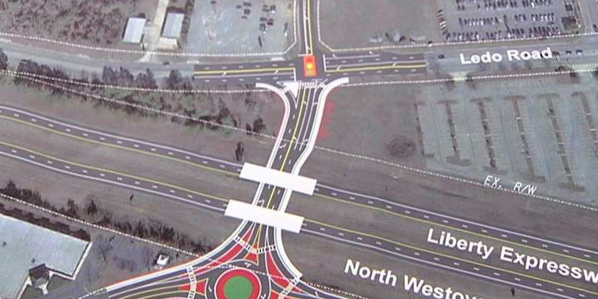 Road improvement expected to draw new business, growth