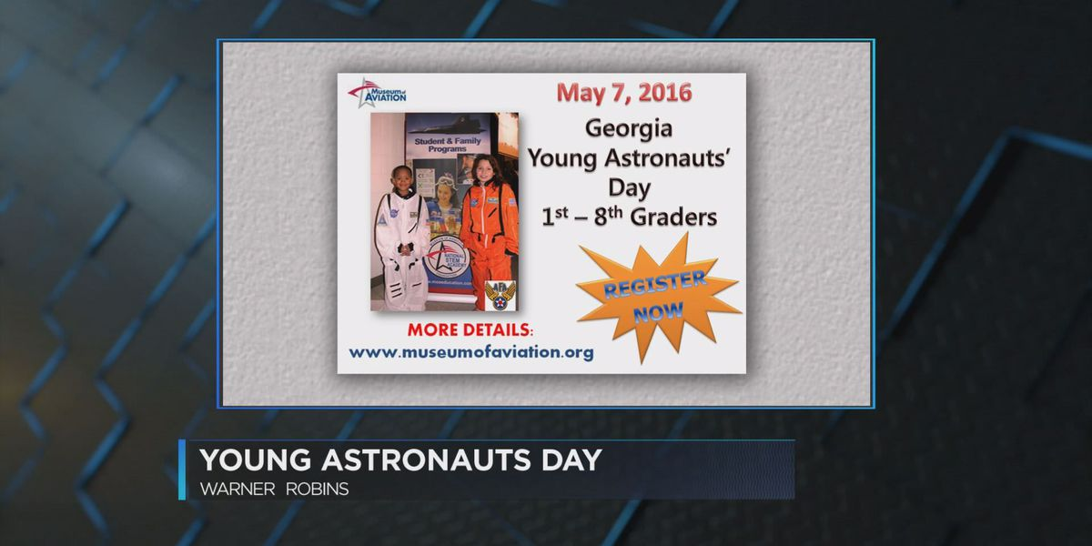 Museum of Aviation to host 'Young Astronauts Program'