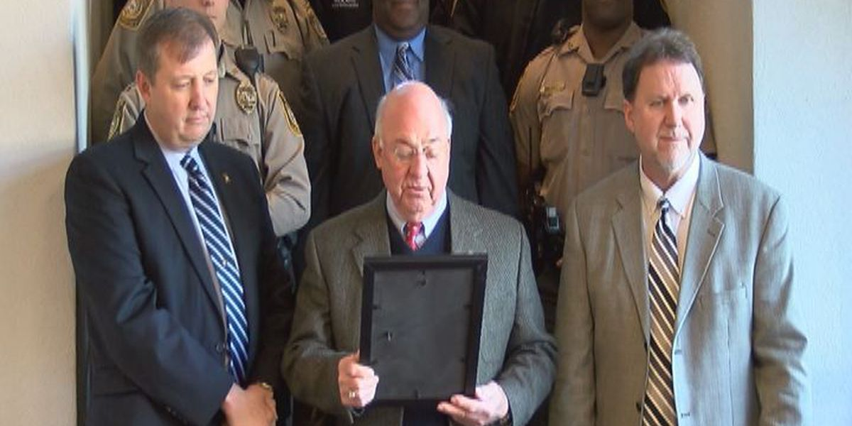 City of Valdosta honors Valdosta law enforcement