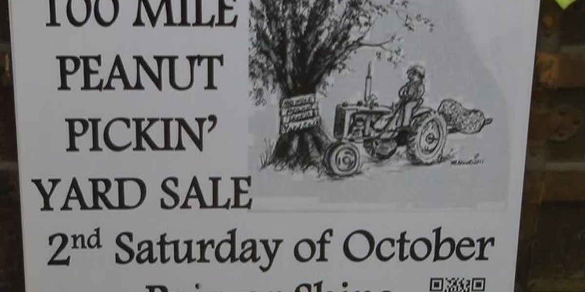 Best Friends will be among groups set up during Peanut Pickin' yard sale