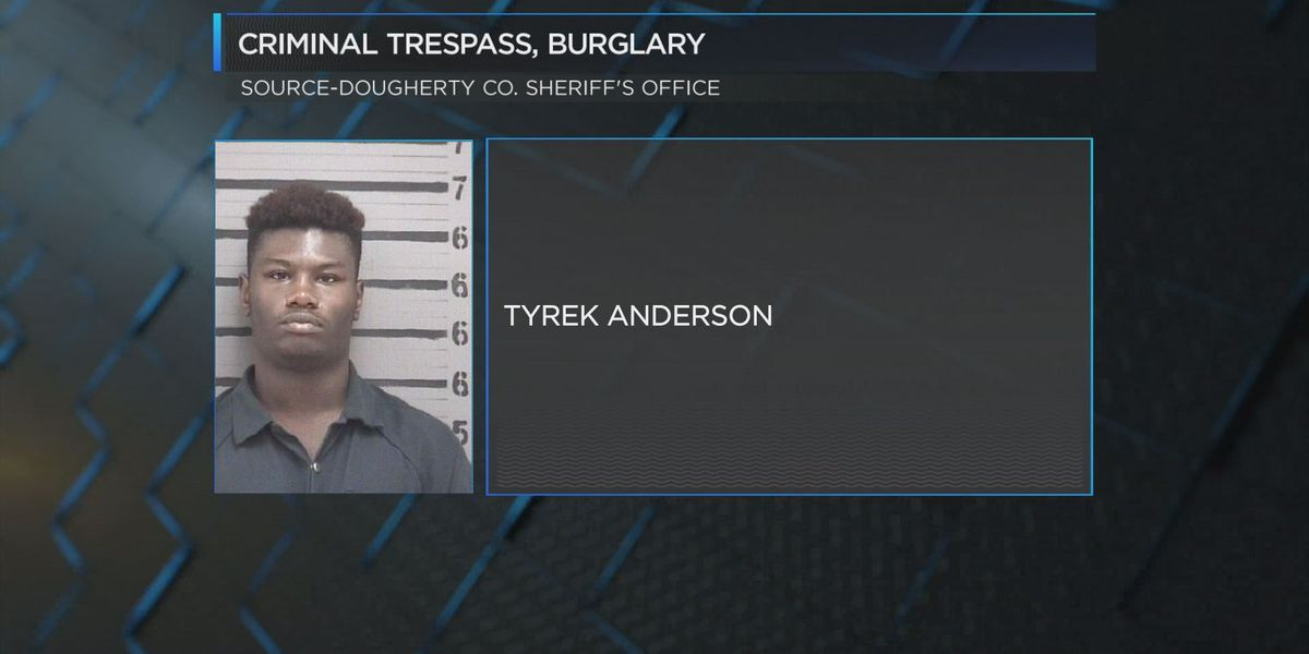 Teen charged with trespass, accused of living in Darton building