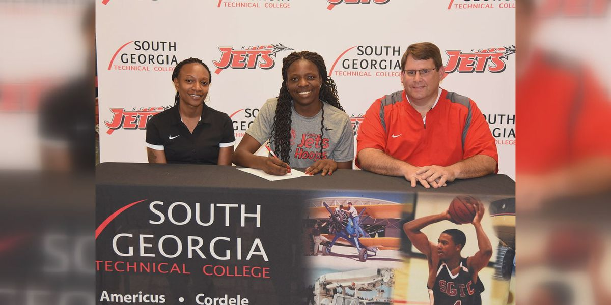 College signings throughout South Georgia