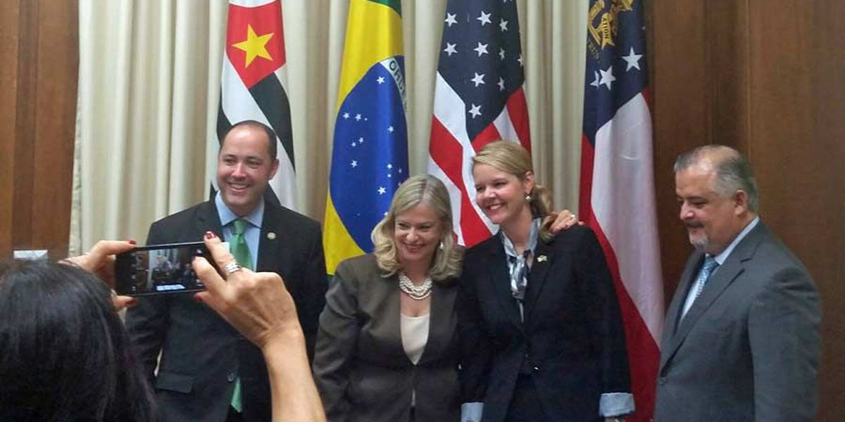Georgia Technical colleges form new partnership with Brazil