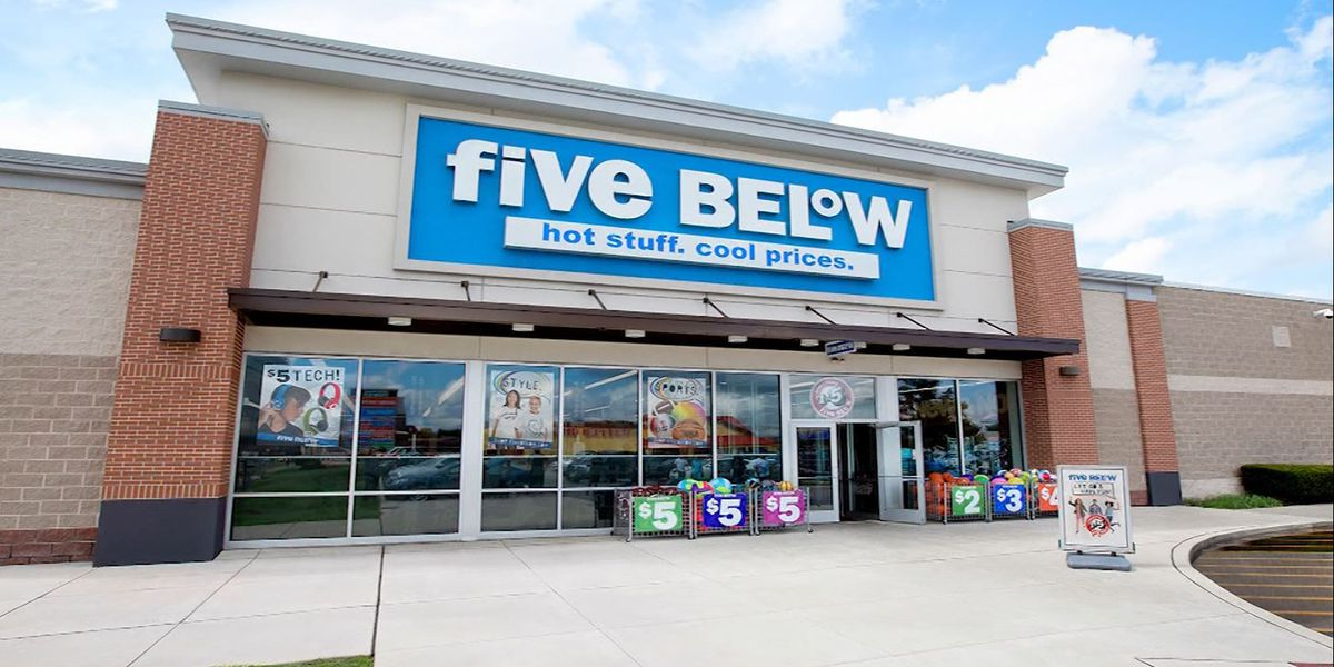 Five Below to raise prices above $5 on some items