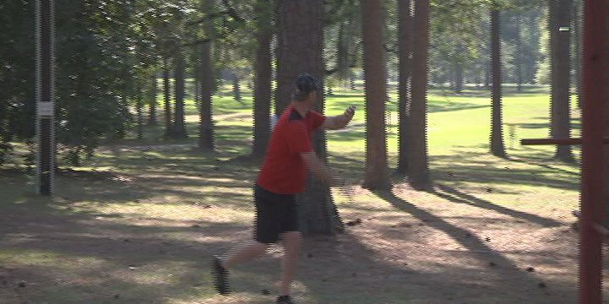 Organizers ready for benefit disc golf tournament