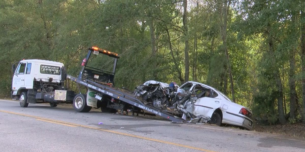 Victim identified in Pavo fatal wreck