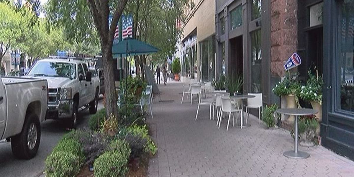Valdosta downtown gets a spruce-up