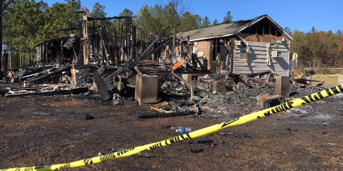 'Suspicious' fire investigation underway, family loses everything
