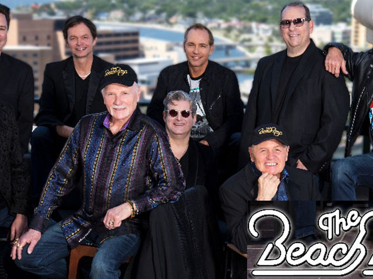 Beach Boys booked for Tifton concert