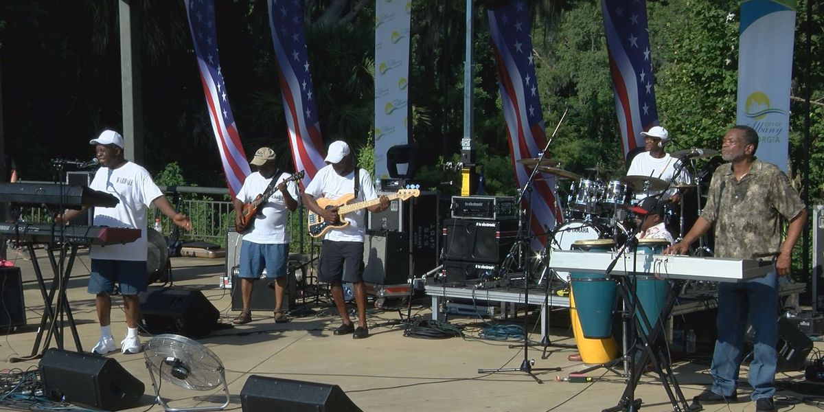 Ruben Studdard highlights live music on the Flint