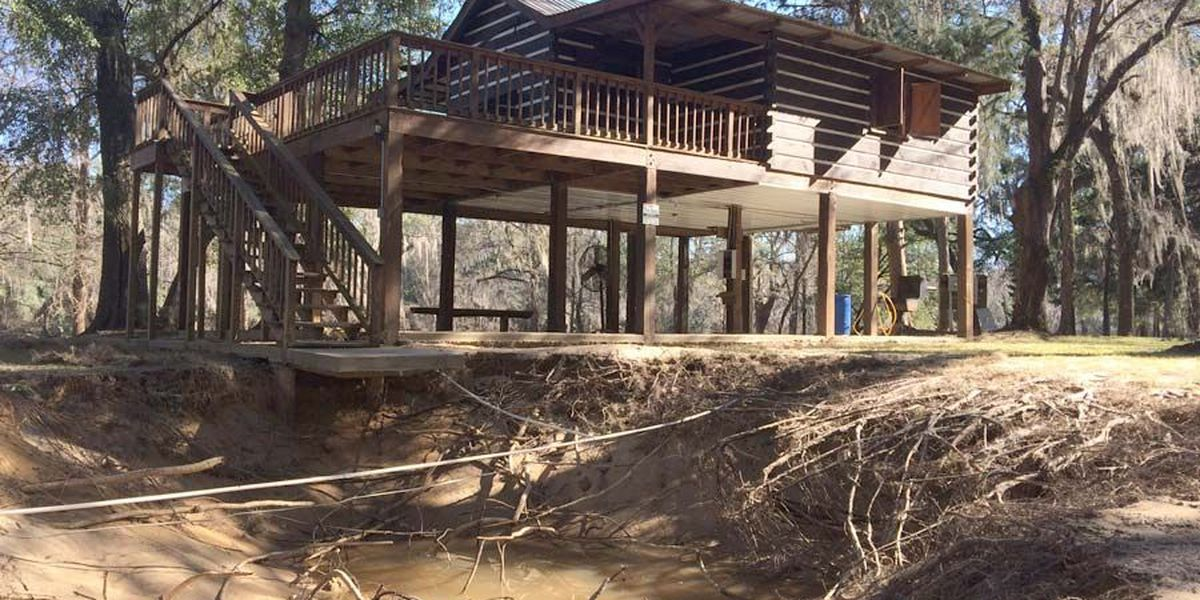 Baker County tries to recover from the flood