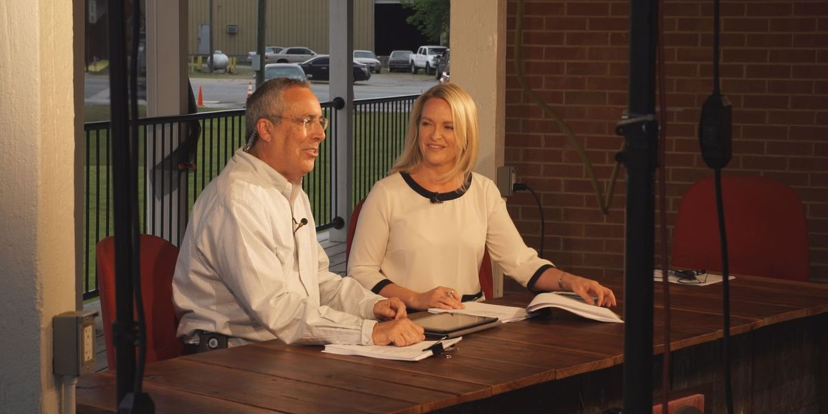 WALB's Going Mobile Community Tour stops in Sylvester