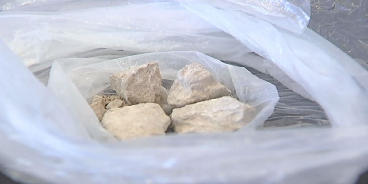 Albany-Dougherty Drug Unit seeing a rise in different types of drugs