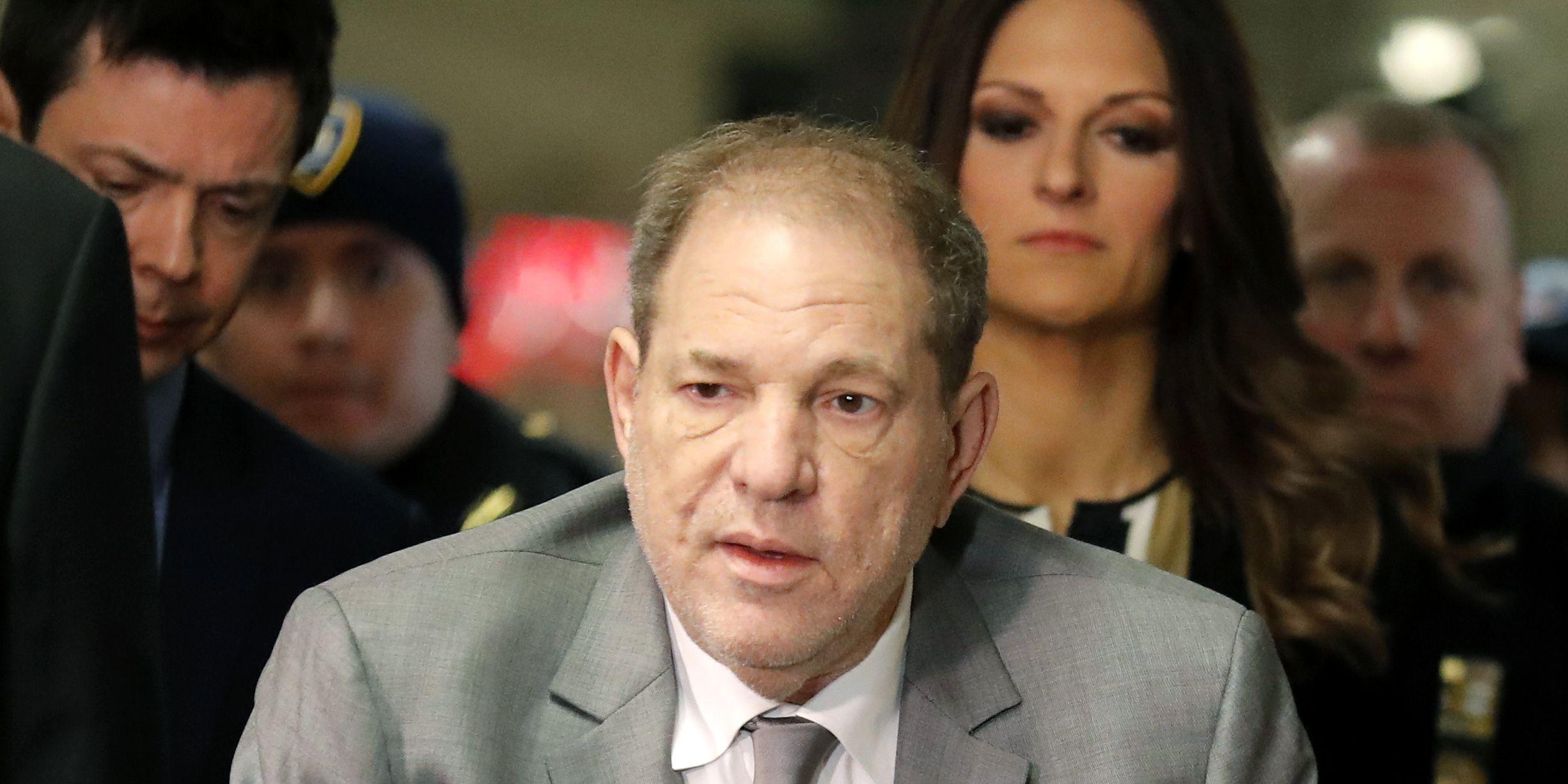 Weinstein lawyers: 'Circus' atmosphere, juror tweets unfair