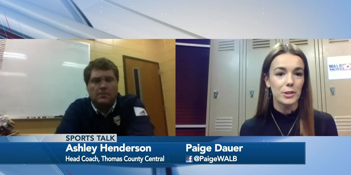 Sports Talk with Paige Dauer - Thomas County Central Yellow Jackets