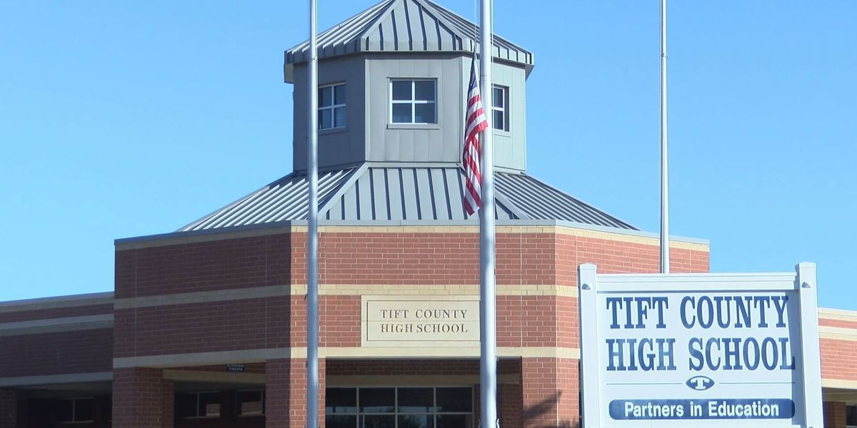 Tift schools stage 'Olympic' school opening
