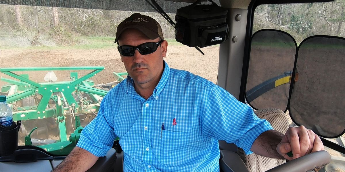 Proud to be a Farmer: Adam McLendon