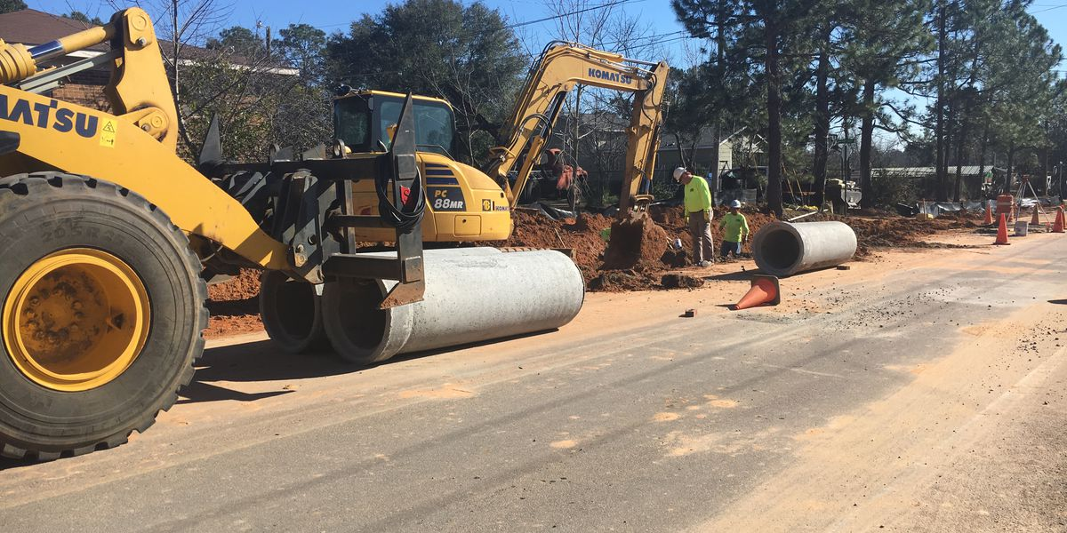 Cordele residents relieved about sidewalk project