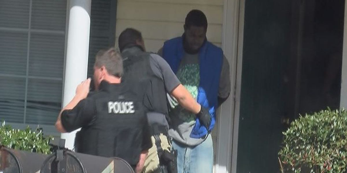 Two brothers bagged in Bainbridge drug bust