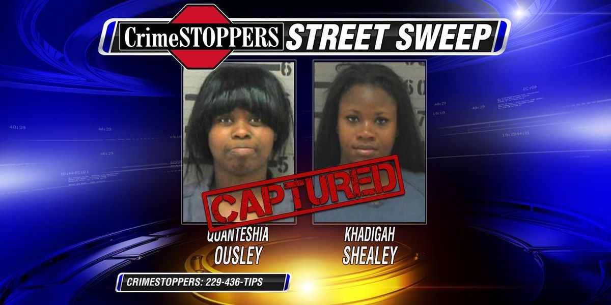 Fugitives turned in by their mothers after being featured on TV