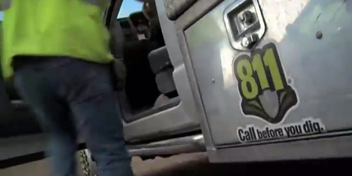 Safe and Sound: call 811 before you dig