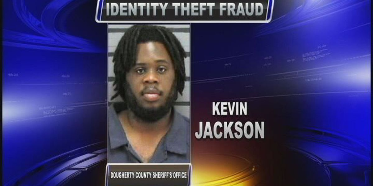 Jackson charged with ID theft, fraud
