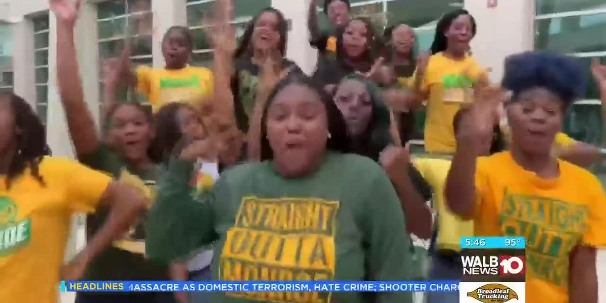 Good News: Monroe high teacher gets students excited for school with viral rap video
