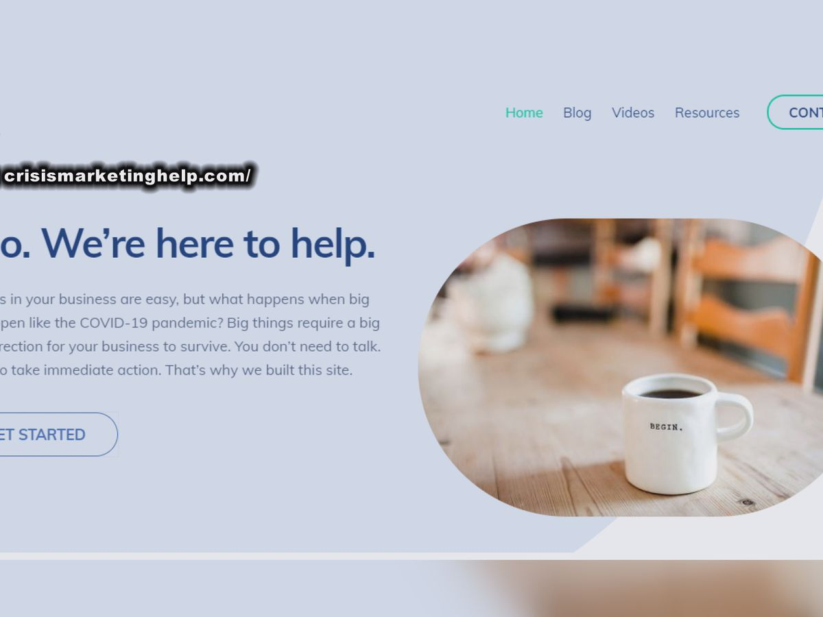 Thomasville marketing business launches website to help small businesses