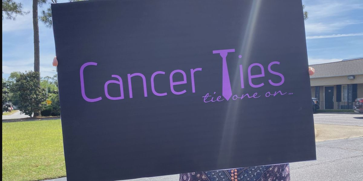 Cancer Ties helps patients battle cancer through financial support