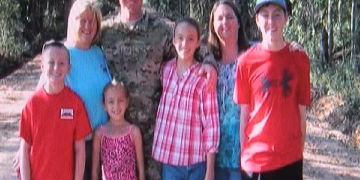 Money being raised to help the family of a fallen Moody Airman