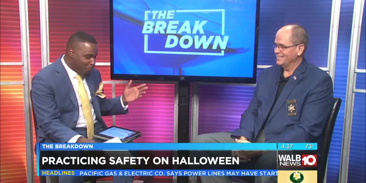 WALB's The Breakdown: Halloween trick or treating safety