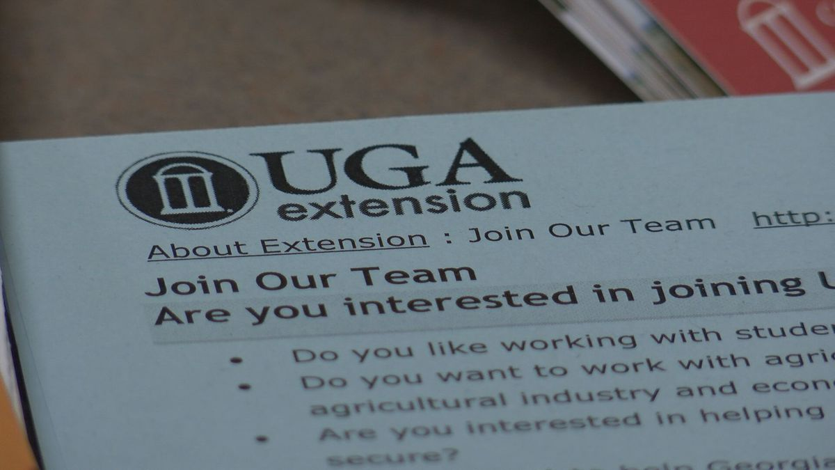 UGA Extension helps farmers suffering from depression after Hurricane Michael