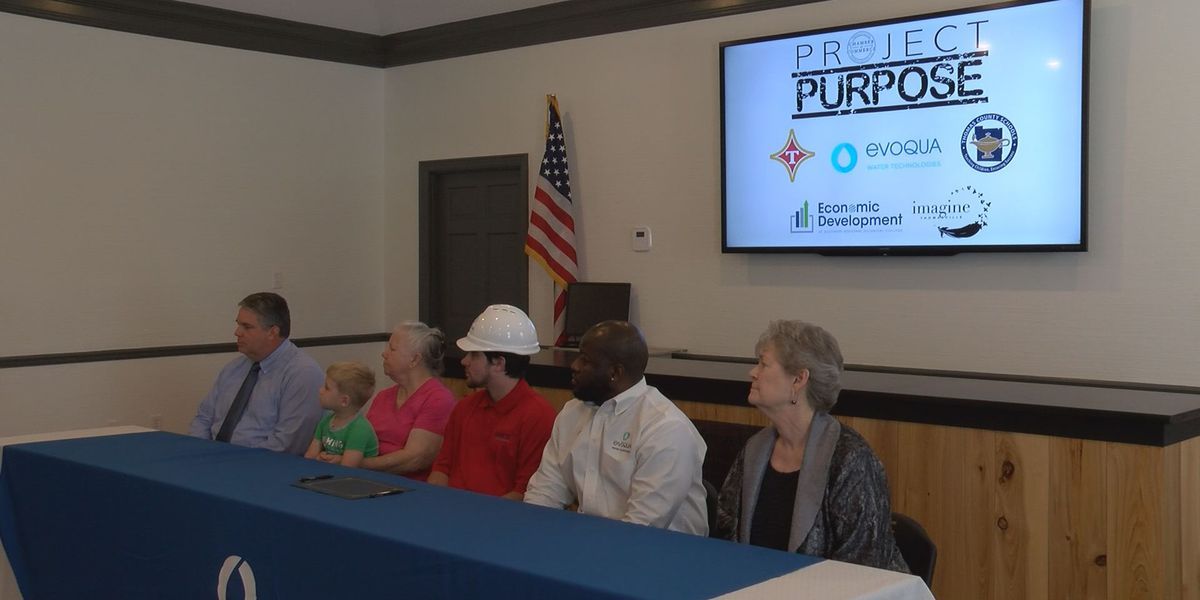 'Project Purpose' helping to shape careers in Thomas Co.